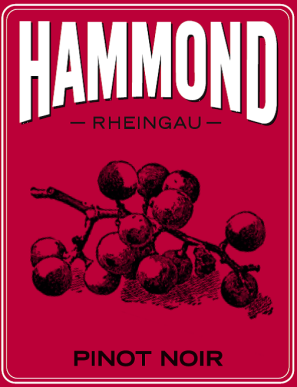 The focus of Anthony Hammond's production is Riesling but his Pinot Noir epitomizes old-school elegance and restraint.